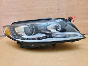 2013-2017 VW Volkswagen CC Right RH Passenger Side Xenon HID LED Headlight OEM