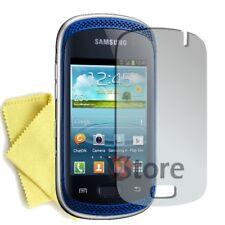 3 Pellicole Per Samsung GALAXY Music S6010 Pellicola Proteggi Salva Display