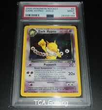PSA 9 MINT Dark Hypno 9/82 Team Rocket Set HOLO RARE Pokemon Card
