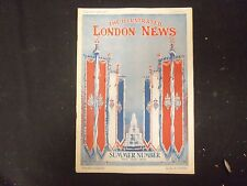 1937 JUNE 5 THE ILLUSTRATED LONDON NEWS MAGAZINE - SUMMER NUMBER - ST 4163