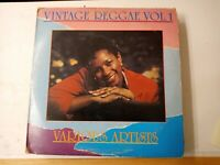 Vintage Reggae Vol. 1 - Various Artists Vinyl LP