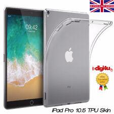 iPad Pro 10.5 TPU Protective Transparent Clear Slim Flexible Skin Case Cover