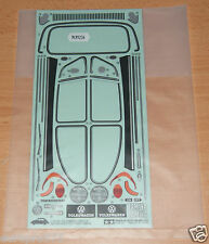 Tamiya 58173 Volkswagen Beetle/M02L/M04L/M06, 9495236/19495236 calcomanías/Pegatinas