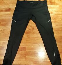 SUGOI IGNITE TIGHT PANTS Yoga Legging Running Cycling Gym Design Ankle Sz XL