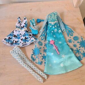 Barbie Doll Clothes Dress outfits. V.G.C preloved.