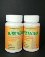 EL BAMBU 2 PACK ANTIRHEUMATIC ANTIINFLAMMATORY ANALGESIC ARTHRITIS