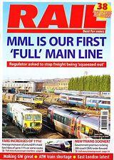 Rail Issue 606 December 3 - December 16 2008