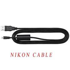Nikon Camera Data Cable Cord For Nikon COOLPIX S3100 S4100 S6000 L18 L19 L20 P80
