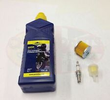 Motorcycle Service Kit for Pulse Adrenaline 125