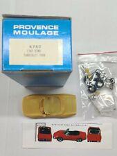 FIAT Dino Cabriolet 1968 - Kit Provence Moulage K762  1/43