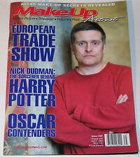 Make-Up Artist Magazine #35 February/March 2002 Harry Potter Jennifer Garner