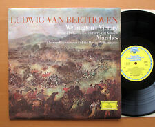 DG 643 210 Beethoven Wellington's Victory Marches Karajan TULIP Stereo EXCELLENT