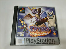 Spyro The Year of the dragon platinum completo PAL ITA PS1 Playstation