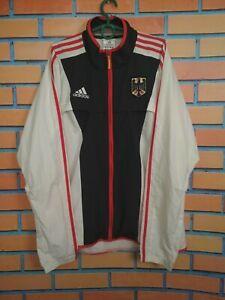 Germany Jacket Size XL Full Zip Adidas