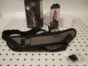 BlackRapid Kick Women's Sling Camera Strap (Gray) Photo belt High Quality
