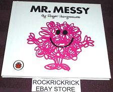 MR. MEN BOOK - MR. MESSY VOL 8 - HARD COVER (BRAND NEW)