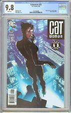 Catwoman #53 CGC 9.8 WP 2006 2132796008 1 Year Later Batman App