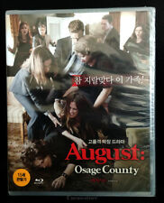 August : Osage County (Blu-ray) Meryl Streep , Julia Roberts / Region A