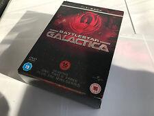 Battlestar Galactica -Series 1-3 -Complete + Mini Series(DVD,16-Disc, Box Set