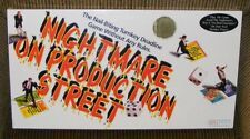 NIGHTMARE ON PRODUCTION STREET Game 1996 (NEW/SEALED!)