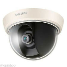 Samsung Scd-2010 - 1/3-inch Color Ccd, 600Tv Lines, 3mm Lens