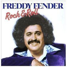 FENDER,FREDDY-ROCK & ROLL CD NEW