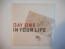 DAY ONE : IN YOUR LIFE [ CD SINGLE NEUF PORT GRATUIT ]