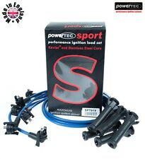PowerTEC Sport 8mm Ignition Cables Leads HT Wires Ford Explorer Ranger 4.0 v6