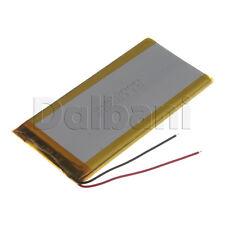 New 3.7V 3000mAh Internal Li-ion Polymer Built-in Battery 101x51x5mm 29-16-0988