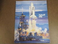 1981 NASA Annual Report - Spinoff - Space Flight - Astronauts - Space Shuttle