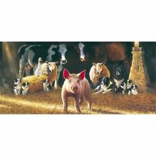 Unbranded Animals Cardboard 500 - 749 Pieces Jigsaw Puzzles