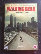 THE WALKING DEAD COMPLETE SEASON 1 (2-DISC DVD SET) FREE POST