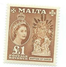 Malta (until 1964) Royalty Stamps