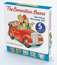 Berenstain Bears Take-Along Storybook Set: By Berenstain, Jan Berenstain, Mik...