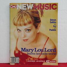Mary Lou Lord CMJ New Music Magazine Led Zeppelin Goldfinger Ivy January 1998!!