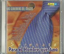 Serenata Para El Hombre Que Amo Latin Music CD