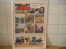 Steve Canyon Milton Caniff Collana Gertie Daily 166  Editrice  Comic Art (MP)