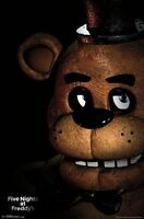 FIVE NIGHTS AT FREDDY'S - VIDEO GAME POSTER - 22x34 14565