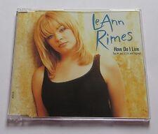 LeAnn Rimes - How Do I Live MAXI-CD MCD Extended Version