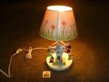 Vintage 1974, Nursery Originals, Ferris Wheel - Wind Up, Musical Nursery Lamp