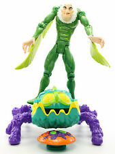 "Spider-Man Sneak Attack Bug Busters VULTURE 5"" Action Figure Marvel ToyBiz 1998"