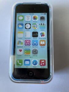 Brand New Factory Sealed Apple iPhone 5c-8GB, Blue IOS 8