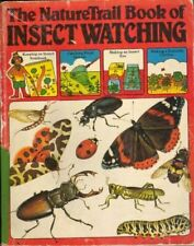 The Nature Trail Book of insect Watching (Usborne na by Thomson, Ruth 0860200477