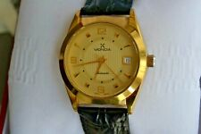 Watch Mondia (Zenit ) Gold Plated Automatic Knight MEN'S Watch
