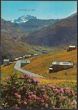 AA4991 Sondrio - Provincia - Livigno - Trepalle - Veduta generale - Cartolina