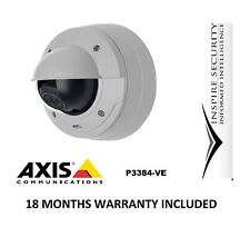 AXIS P3384-VE Network Camera - Network CCTV camera - dome - outdoor