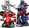 YX13001-13004 Bausteine Fernbedienung Roboter Robert Klug Geschenk