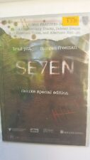 Seven - Deluxe Special Edition [2 DVD Set] NEW & SEALED, Region 4, FREE Post