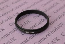 52mm-52mm 52-52 Male to Male Double Coupling Ring reverse macro Adapter 52-52