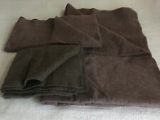 Fabric for Teddy Bear Making Lot of 3 Pieces Vintage